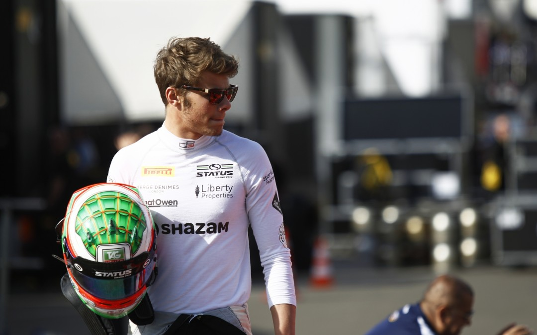 Double Points finish for Status GP