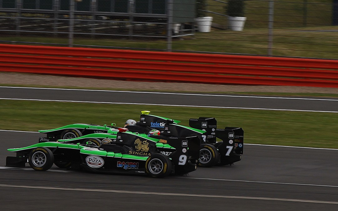 Challenging Weekend for Status GP Team