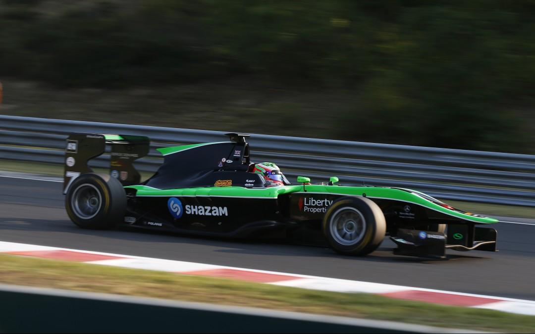 GP3 Race 1 – Hungary