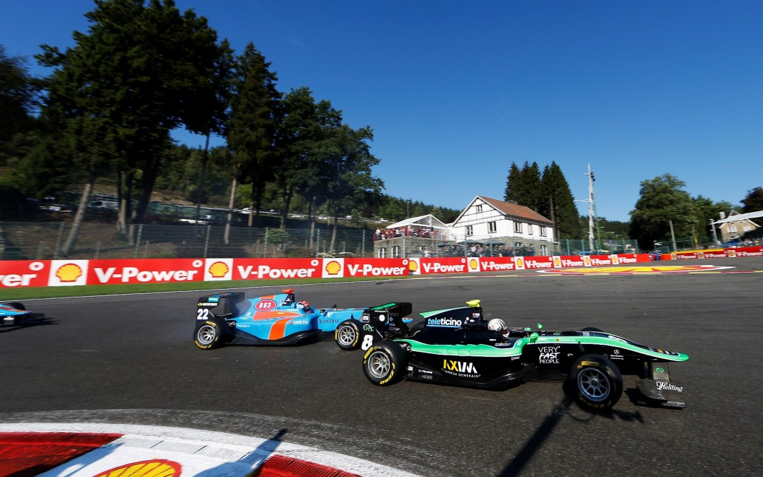 POINTS FOR FONTANA IN GP3 RACE 2