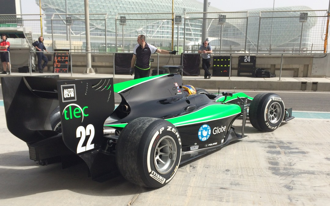 TLEC & STATUS GRAND PRIX JOIN FORCES IN SPA