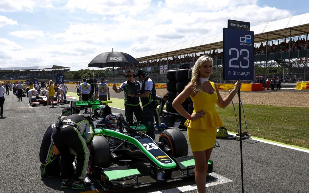 Silverstone GP2 Sprint Race