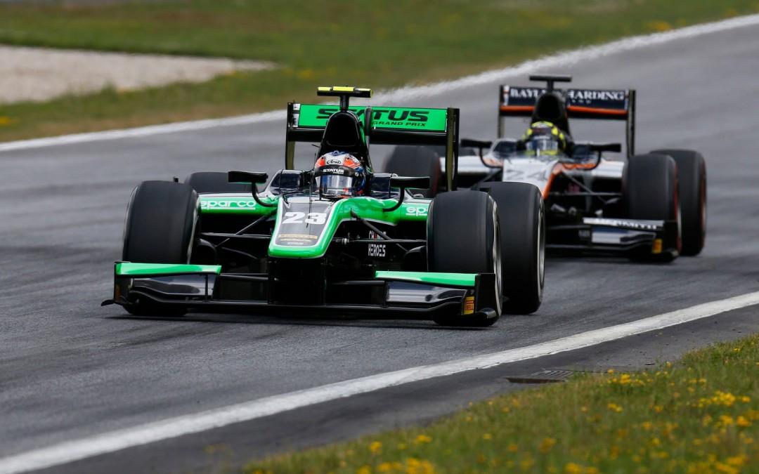 GP2 Feature Race – Hungaroring, Budapest