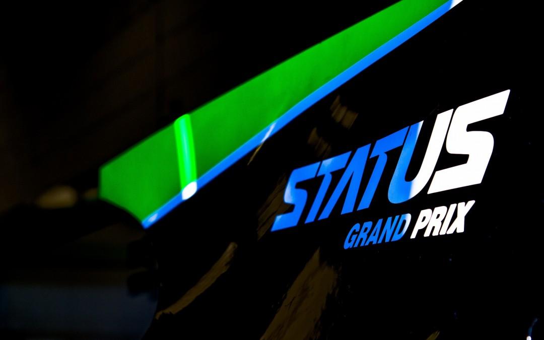STATUS GRAND PRIX GP3 STATEMENT