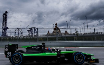 TOP TEN FOR STANAWAY IN SOCHI GP2 QUALIFYING