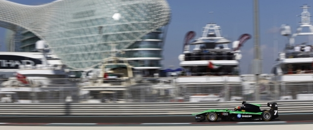 A CLEAN RACE 1 FOR STATUS GP3 DRIVERS